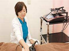 茨城妊活はり灸治療assist ラジオ波